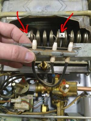 Снять теплообменник газовая колонка вектор Кожухотрубный теплообменник Alfa Laval ViscoLine VLO 25/40-6 Чебоксары