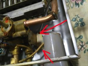 Снять теплообменник газовая колонка вектор Подогреватель низкого давления ПН 350-16-7 II Гатчина